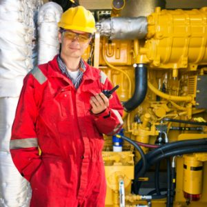 offshore oil rig valve testing and service